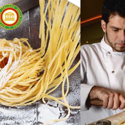 Clase Magistral de cocina  Italiana