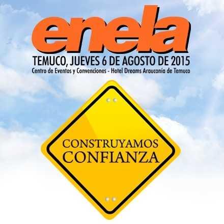 """Enela """"Construyamos Confianza"""""""