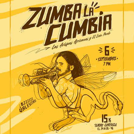 Concierto Zumba la Cumbia