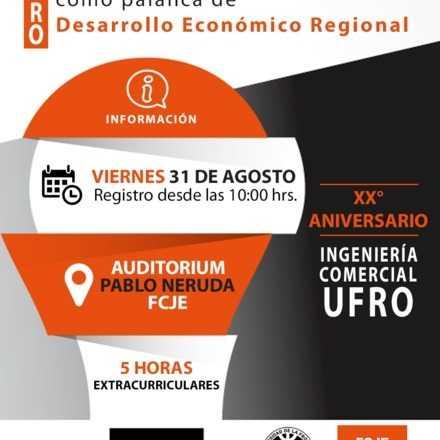 FORO: Emprendimiento como palanca de Desarrollo Regional