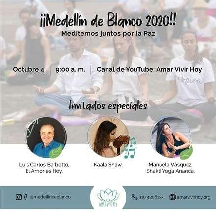 Medellin de Blanco 2020