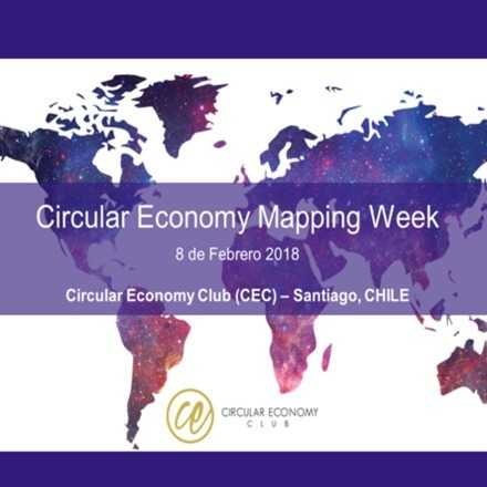 Circular Economy Club Mapping Week Chile-Stgo