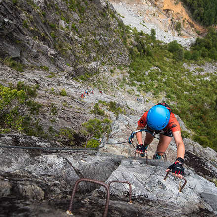 Triatlon de Montaña Ferrata Race 2020