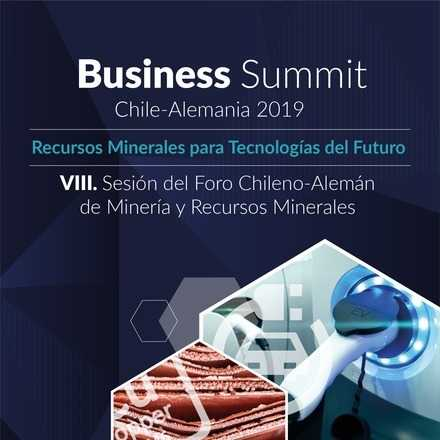 Business Summit Chile - Alemania 2019