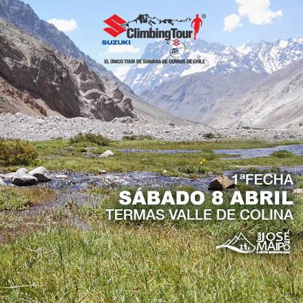 Suzuki Climbing Tour by Protein Shot 1° Fecha 2017