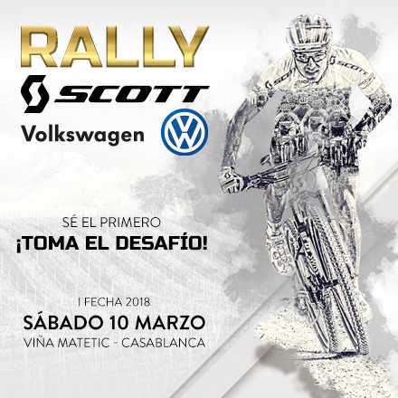 Rally Scott Volkswagen 2018, 1era Fecha