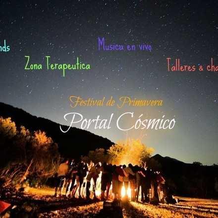 Festival de Primavera Portal Cósmico 2017