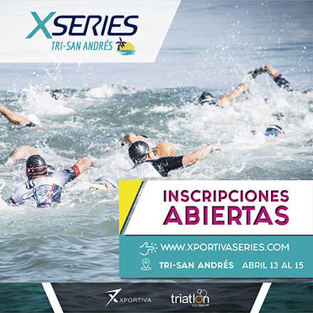 Campeonato Nacional   Xseries Tri - San Andrés 2018 Powered by  Xportiva
