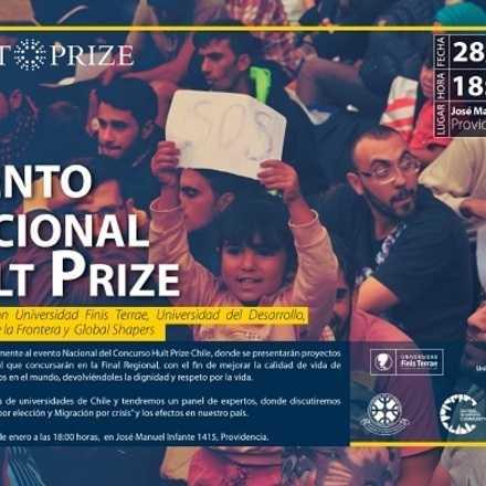 Final Nacional Hult Prize Chile