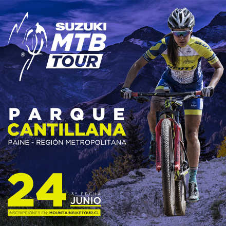 Mountain Bike Tour  3ª Fecha 2018, Junio