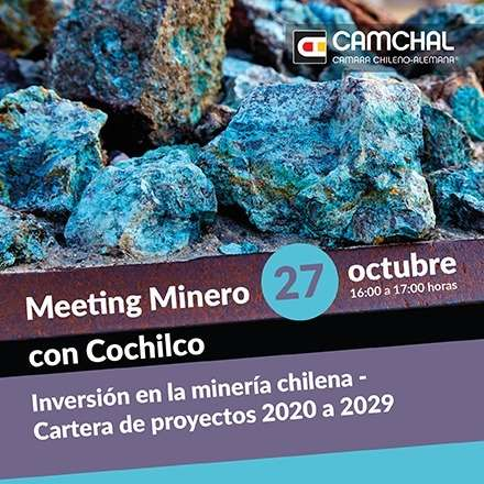 Meeting Minero con Cochilco