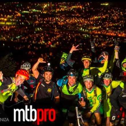 Pedaleo Nocturno MTB Pro