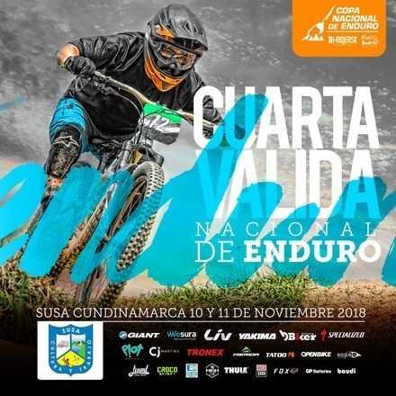 Cuarta válida Copa Nacional de Enduro 2018