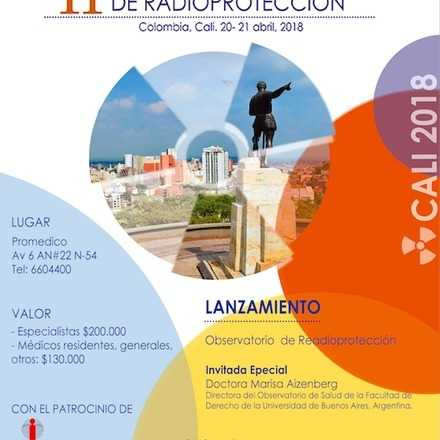 II Congreso Nacional de Radioprotección