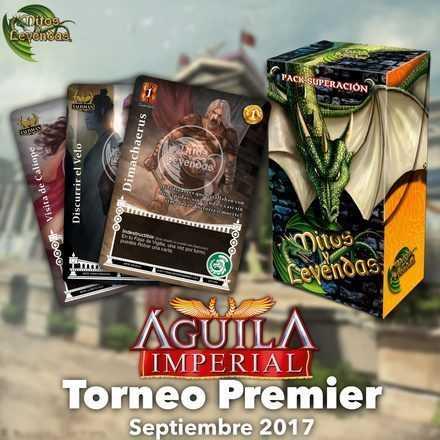 Torneo Premier MYL - Águila Imperial