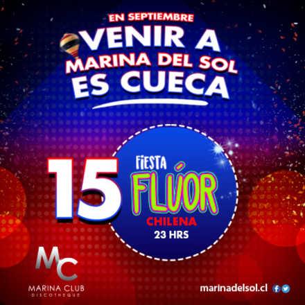 Fiesta Flúor Chilena