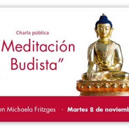 Santiago - Michaela Fritzges - Meditación Budista