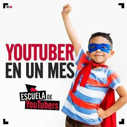 Youtuber en un mes para niños