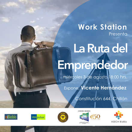 La Ruta del Emprendedor - Chillán
