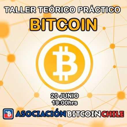 Workshop Teórico Práctico de Bitcoin [Junio]