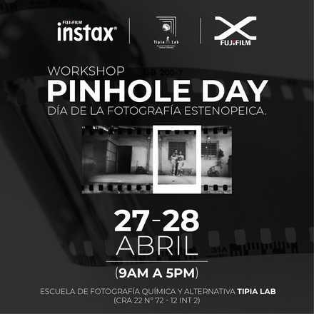 Workshop Pinehole day