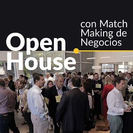 43° Open House con Match Making de Negocios