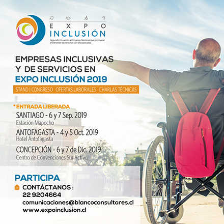 Expo Inclusión Santiago 2019