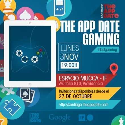 The App Date Gaming - Nov 03