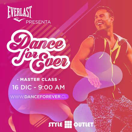 Dance Forever con Rodrigo Diaz