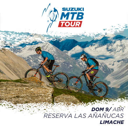 Suzuki Mountain Bike Tour 1ª Fecha 2017