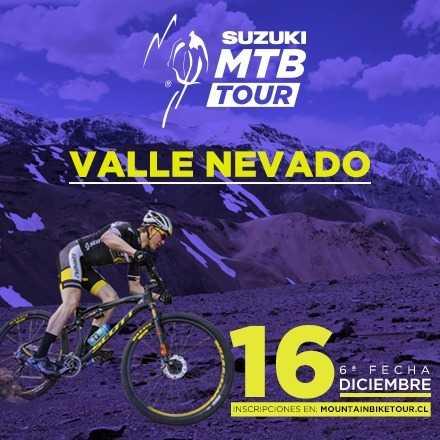 Mountain Bike Tour  6ª Fecha 2018, 16 Diciembre