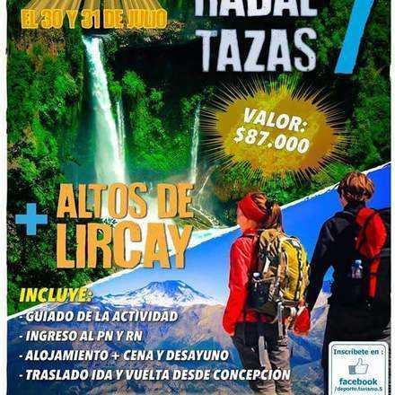 Trekking RN radal 7 tazas+RN Altos de Lircay