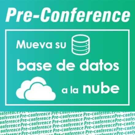 Mueva su base de datos a la nube