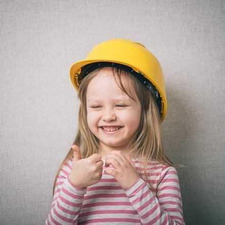 Taller de Diseño y Construcción para niñas entre 4 y 7 años