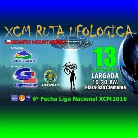 UFO2016 - XCM RUTA UFOLOGICA  (6° Fecha Liga Nacional XCM)