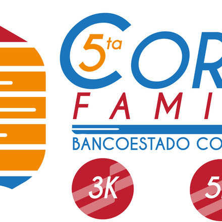5° CORRIDA FAMILIAR BANCO ESTADO / CONTACTO 24 HORAS