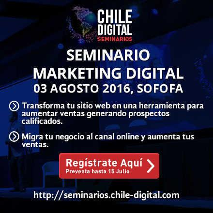 Seminario Marketing Digital 3 Agosto 2016