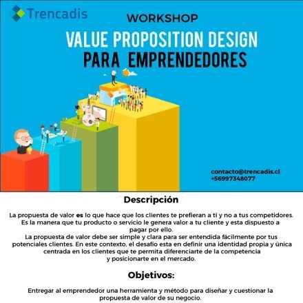Taller de Value Proposition Design para emprendedores