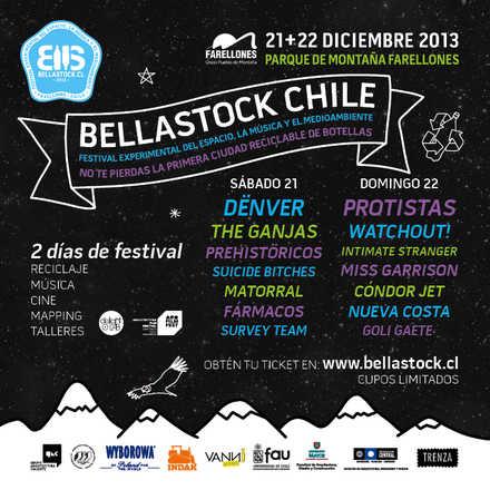 FESTIVAL BELLASTOCK CHILE 2013