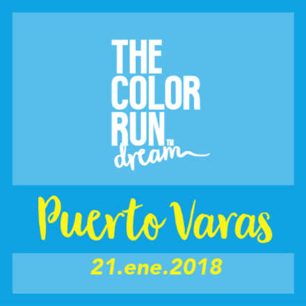 The Color Run Puerto Varas 2018