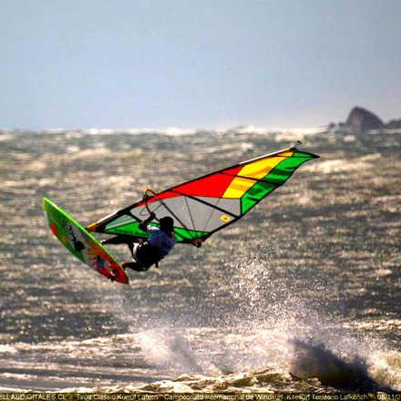 2º Tirúa Classic Kürrürr Lafken - Campeonato Internacional de Windsurf & Kitesurf