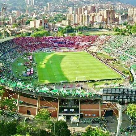 Nacional vs Ind Medellín