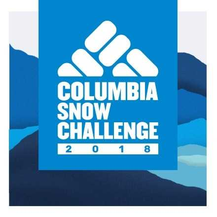 SNOW RUNNING - Columbia Snow Challenge 18'
