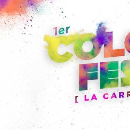 "1er Color Fest ""La Carrera"""