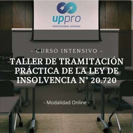 Taller de tramitación práctica de la Ley de Insolvencia.