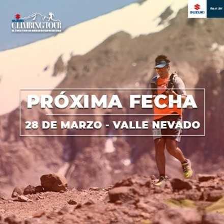 Suzuki Climbing Tour 1era fecha, Valle Nevado