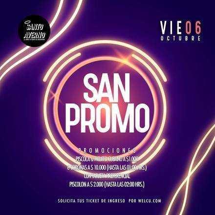 Santo Averno / San Promo