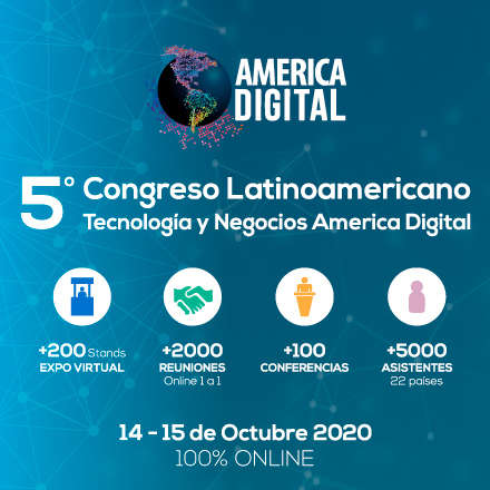 Acreditación Staff Congreso America Digital 2020