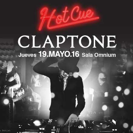 Claptone @ Hot Cue