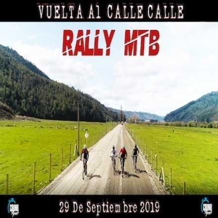 Rally Mtb Vuelta Calle Calle, Valdivia